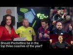 Should Pochettino be in the top three coaches of the year? | The World Game