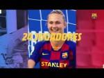 Espot Femení A al nou Estadi Johan Cruyff 2019/2020