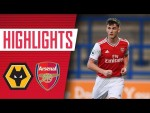 Bellerin & Tierney play for U23s | Wolves 2-2 Arsenal | Highlights