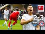 Coutinho Scores Again & Lewandowski's Record Goal I Paderborn - Bayern München I 2-3 I Highlights