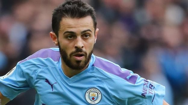 Man City's Bernardo Silva given extension to respond to tweet charge