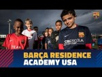 Discover Barça Residence Academy in the USA