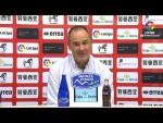 Rueda de prensa de Víctor Fernández tras el CD Numancia vs Real Zaragoza (0-1)