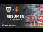 Resumen de CD Numancia vs Real Zaragoza (0-1)