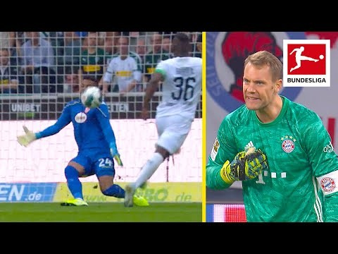Top 5 Saves September 2019 - Vote For Your Save Of The Month
