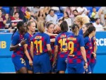 LIVE: FC Barcelona Femeni v Minsk (UWCL)