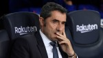 Ernesto Valverde Insists He Has 'No Doubt' That El Clasico Will Go Ahead as Planned Despite Unrest