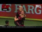 Goal for Atlanta United! Franco Escobar wins playoff game with this venomous strike!