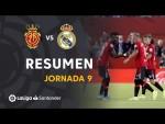 Resumen de RCD Mallorca vs Real Madrid (1-0)