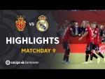 Highlights RCD Mallorca vs Real Madrid (0-0)