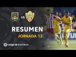Resumen de AD Alcorcón vs UD Almería (2-2)