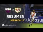 Resumen de Extremadura UD vs Rayo Vallecano (0-3)