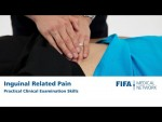 Inguinal Related Pain   Practical Clinical Examination Skills