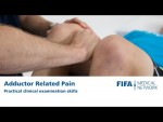 Adductor Related Pain   Practical Clinical Examination Skills