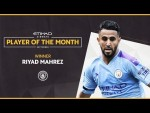 Etihad Player of the Month   Riyad Mahrez   September