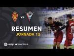 Resumen de Real Zaragoza vs CD Mirandés (1-2)