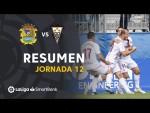 Resumen de CF Fuenlabrada vs Albacete BP (0-1)