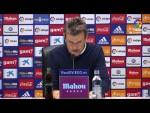 Rueda de prensa de Juan Carlos Unzué tras el Real Oviedo vs Girona FC (4-2)