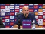 Rueda de prensa de Javier Rozada tras el Real Oviedo vs Girona FC (4-2)