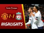 Late leveller from Lallana at Old Trafford | Manchester Utd vs Liverpool