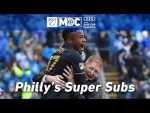 How Philly Used Their Subs To Perfection Against The Red Bulls