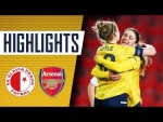 HIGHLIGHTS | Slavia Prague 2-5 Arsenal Women | Champions League