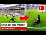 Save Of The Month: The winner is...
