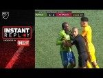 Should Gloves To the Face Be a Red Card? What About Baby Head Thrusts?