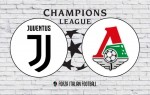 Champions League LIVE: Juventus v Lokomotiv Moscow