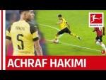 Achraf Hakimi - The Perfect Wingman for Borussia Dortmund?