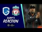 Klopp's reaction: 'All four goals were beautiful' | Genk vs Liverpool