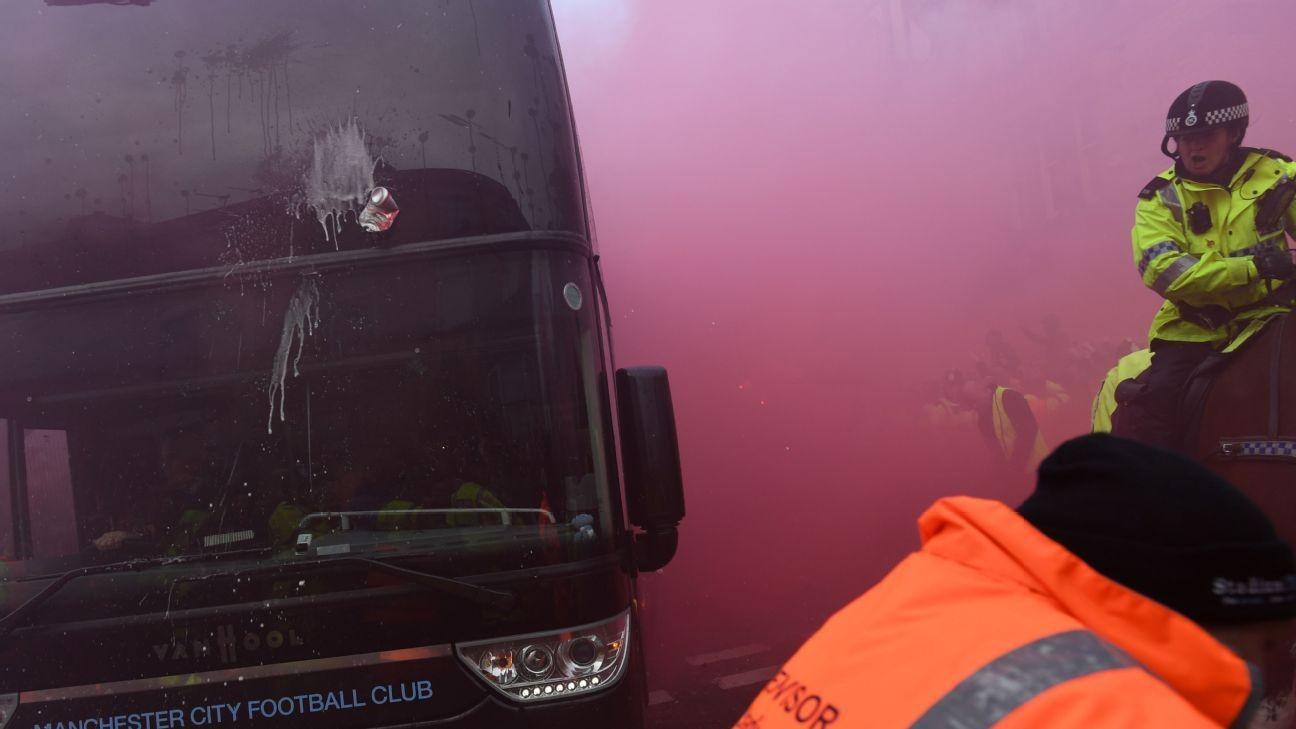 Jurgen Klopp: Liverpool must ensure bus attack is not repeated