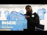WWE STAR KOFI KINGSTON AT THE ETIHAD | INSIDE CITY 361