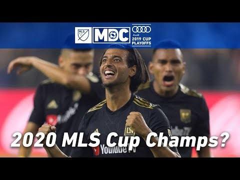 Ridiculously Early 2020 MLS Cup Predictions! Seattle Repeat? LAFC?