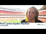 FIFA Medical Network: Prof Lynne Snyder-Mackler