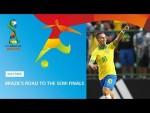 Brazil's Road To The Semi Finals - FIFA U17 World Cup 2019 ™