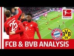 The Reasons behind Bayern München's Klassiker Win against Borussia Dortmund