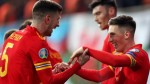 Azerbaijan 0-2 Wales: Moore & Wilson goals keep automatic Euro 2020 qualification alive