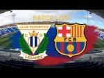 ⚽ Leganés - Barça   BARÇA LIVE: Warm Up & Match Center