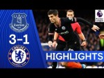 Everton 3-1 Chelsea | Premier League Highlights