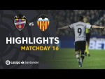 Highlights Levante UD vs Valencia CF (2-4)