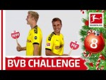 Götze and Brandt on Dancing, Swag & More - Me or Him Challenge | Bundesliga 2019 Advent Calendar 8