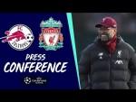 Liverpool's Champions League press conference | Salzburg
