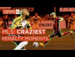 Craziest Penalty Moments | 25 Years of MLS 🇺🇸