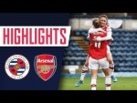 HIGHLIGHTS | Reading 0-3 Arsenal Women | Women's Super League