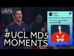 LEWANDOWSKI, MOURINHO, INTERNAZIONALE: #UCL Matchday 5 Moments