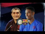 Junior & Valverde's press conference
