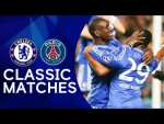 Chelsea 2-0 PSG | Chelsea Snatch Semi-Finals Place | Champions League Classic Highlights