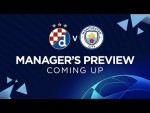 PRESS CONFERENCE | Pep Guardiola | Dynamo Zagreb v Man City