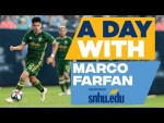Getting Out of Dish Duty to Train For The Portland Timbers? | A Day With Marco Farfan